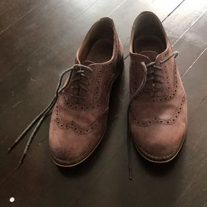 Poshmark Oxfords